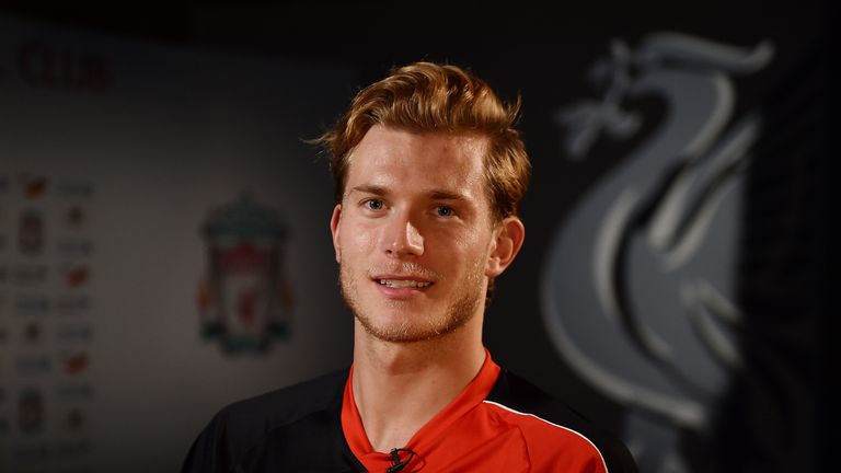 Liverpool have confirmed the signing of Loris Karius