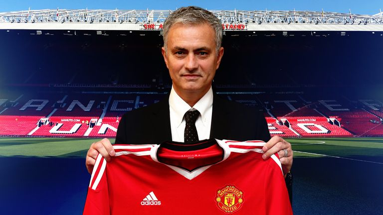 Will Jose Mourinho's amazing home record continue at Manchester United?