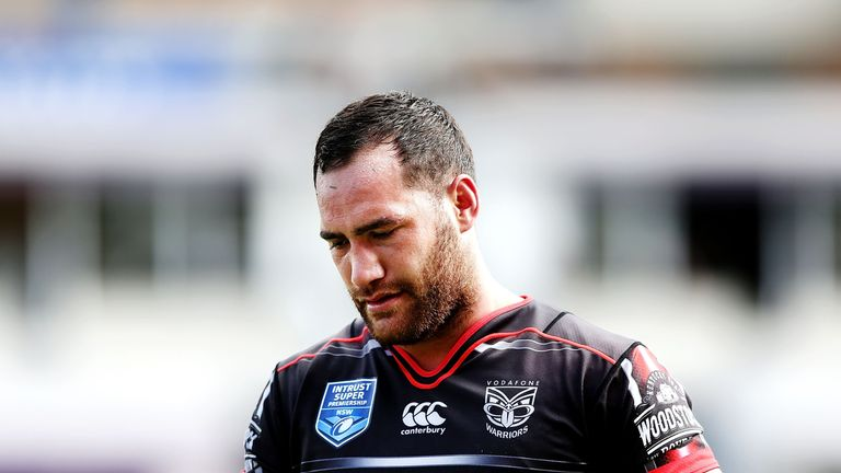 Bodene Thompson has also been banned by New Zealand and the Warriors