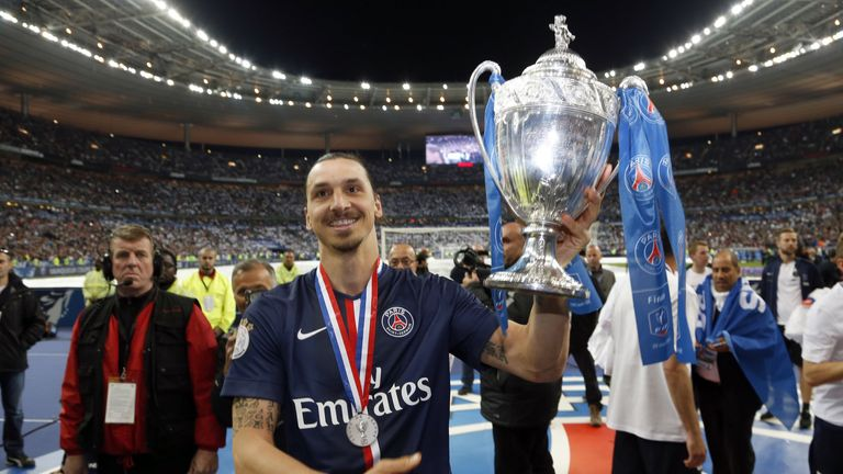 Ibrahimovic's record suggests that he delivers trophies, but can he still do it?