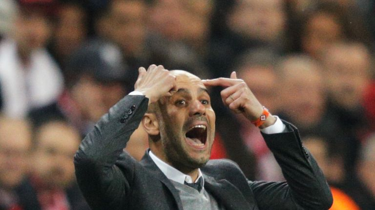 Pep Guardiola's Manchester City will be in action in the ICC