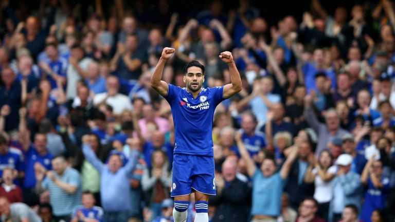 Falcao also revealed he was close to leaving Chelsea in January.