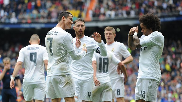 Real Madrid are flying high in the business stakes