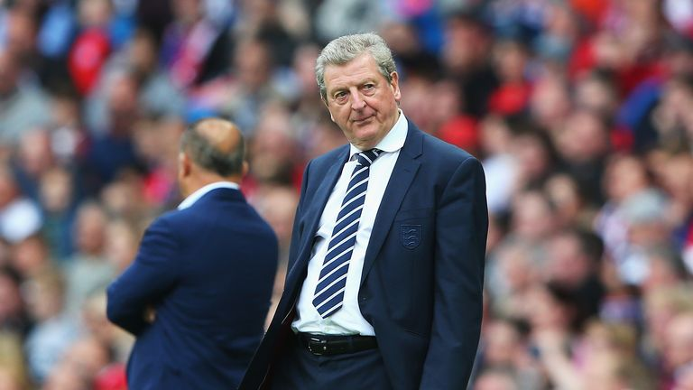 Hodgson said Jamie Vardy was a 'success' up front against Turkey