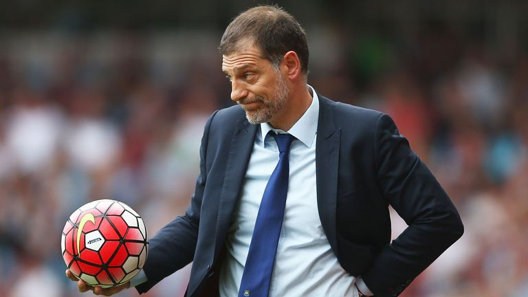 West Ham manager Slaven Bilic is expected to sign a striker this summer