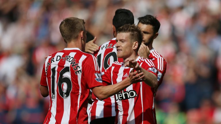 Southampton can celebrate securing Europa League football