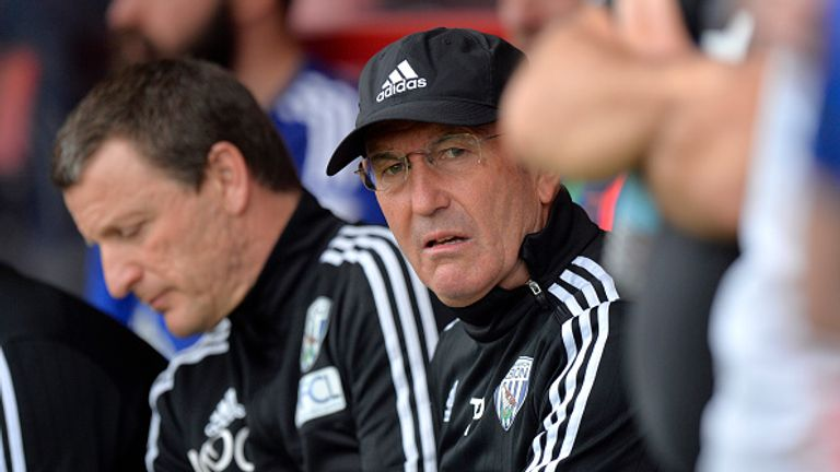 Tony Pulis was not happy with a draw at Bournemouth