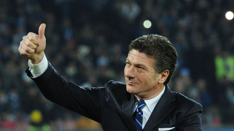 Walter Mazzarri will take charge of his first Watford match this weekend