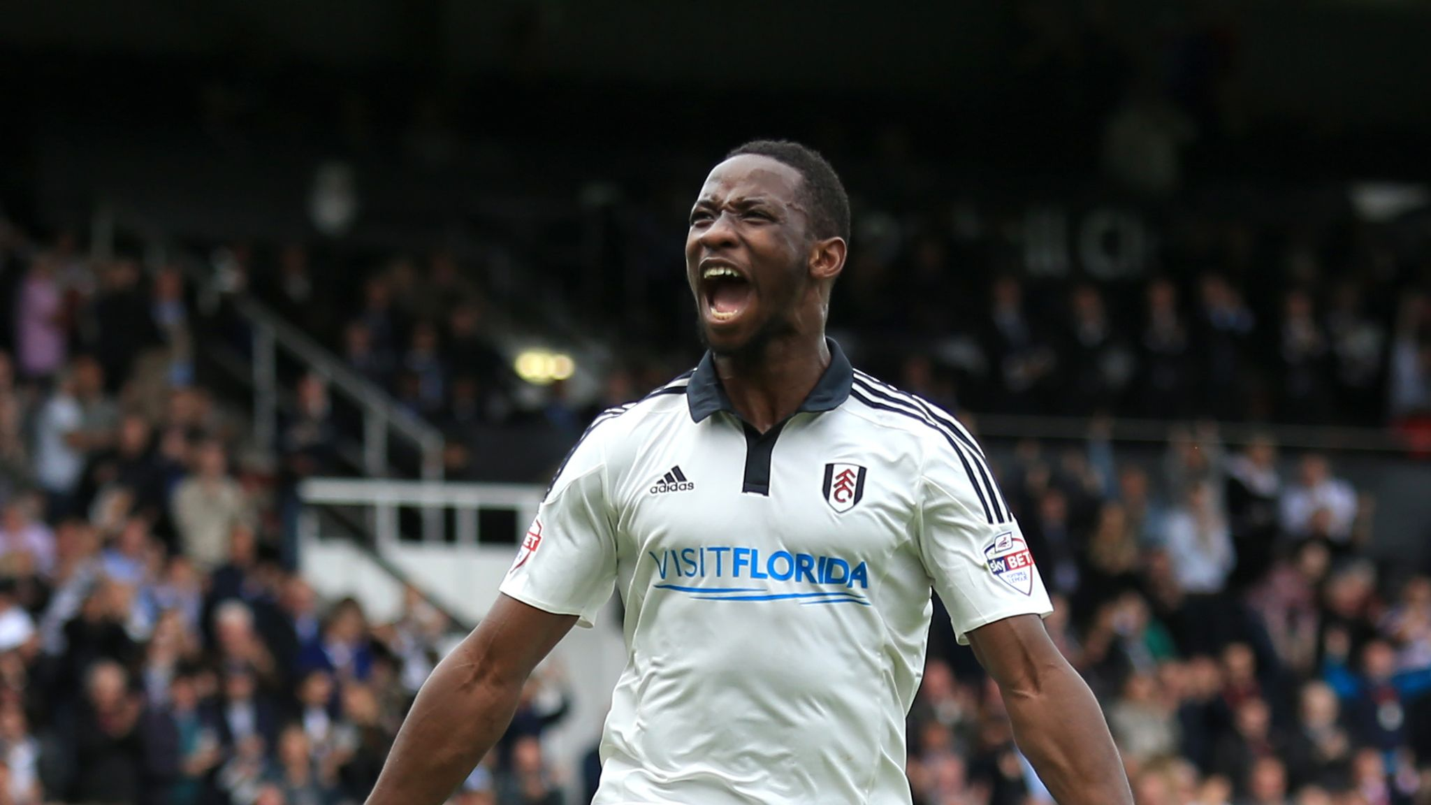 Moussa Dembele Joins Celtic From Fulham On Four Year Deal