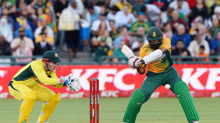 Australia and South Africa have had a number of classic encounters in the past