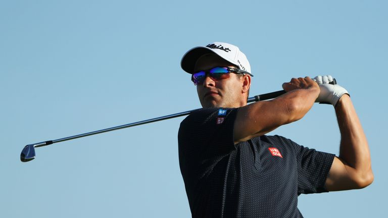 The Open: Adam Scott hoping to adapt to Royal Troon