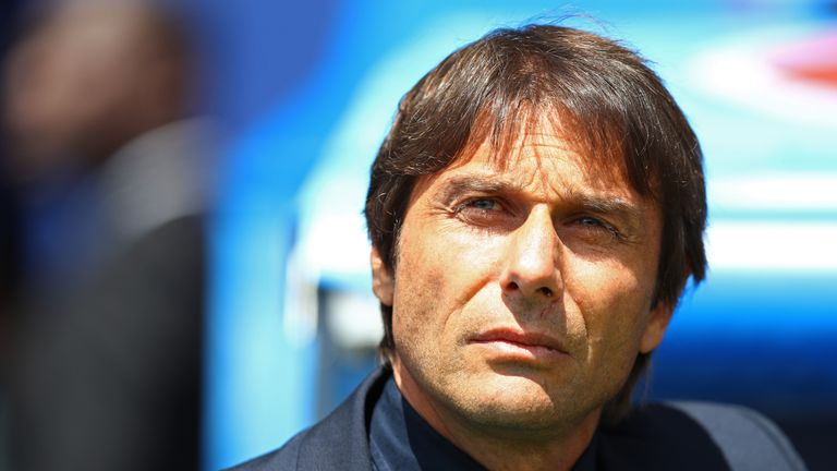 Antonio Conte says he has an 'extraordinary group'