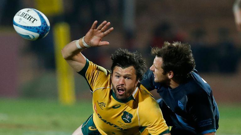 Australia and Argentina will play against each other at Twickenham