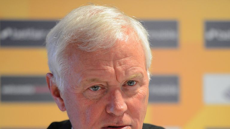 Barry Hearn, chairman of Matchroom Sport