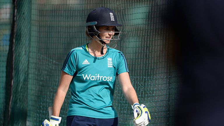 Edwards ended her international career with England earlier this year