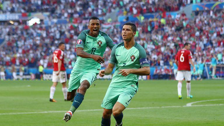 Cristiano Ronaldo scored twice as Portugal drew 3-3 with Hungary 3c4b84a5fbc9c