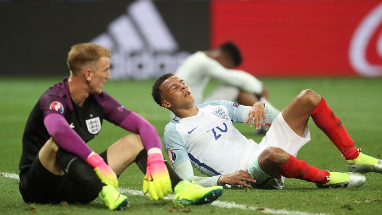 England suffered an embarrassing defeat to Iceland at Euro 2016