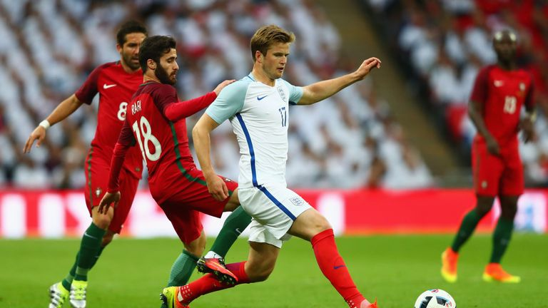 Eric Dier has played a key role for England