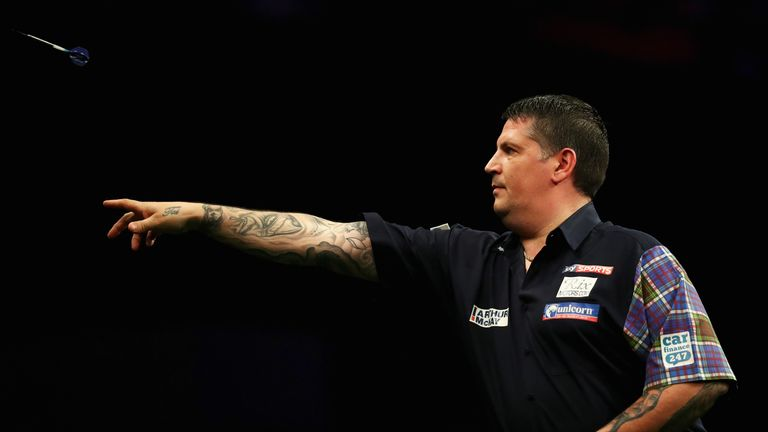 Gary Anderson has been in fantastic form this season