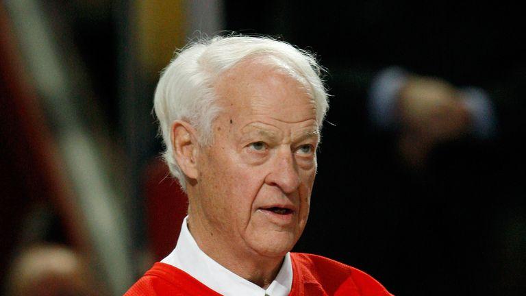 Red Wings great Gordie Howe has died, aged 88