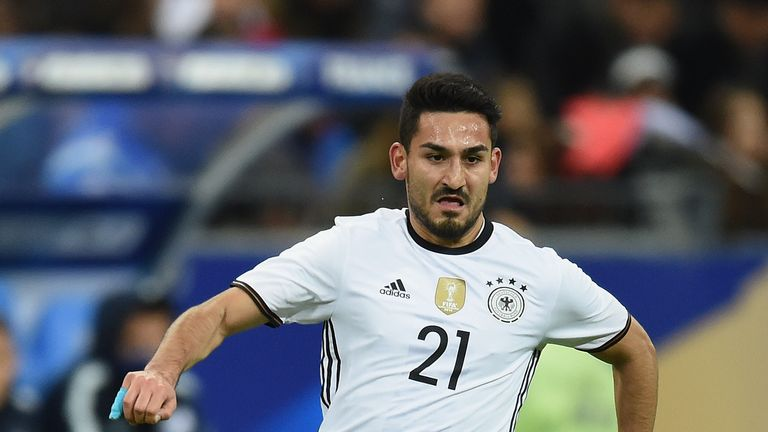 Jesus is another high-profile City signing this close season after the likes of Germany international Ilkay Gundogan