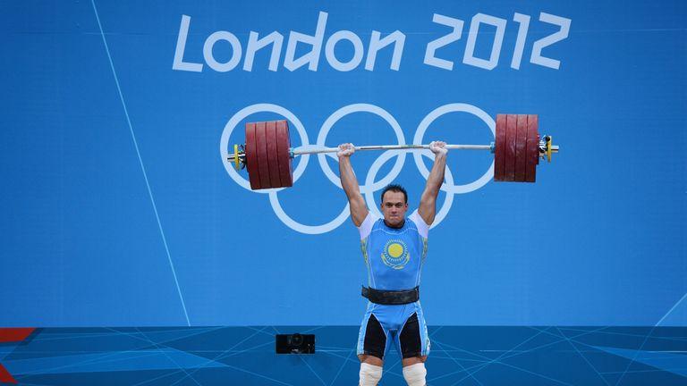 Kazakhstan weightlifting great Ilya Ilyin among 10 competitors to return positive doping tests