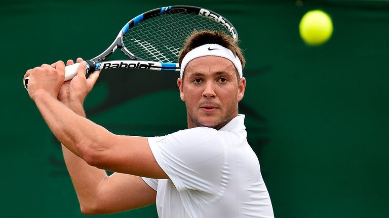Marcus Willis has put a coaching career on hold after qualifying for Wimbledon