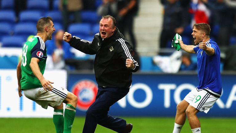 O'Neill's management inspired the historic win, says Magennis