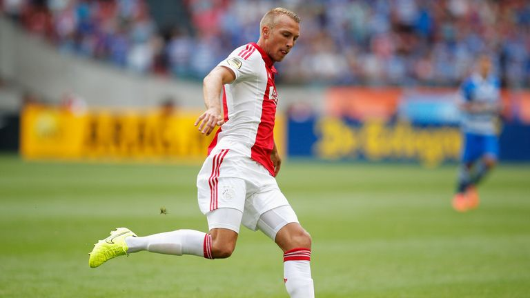 Mike van der Hoorn will talk personal terms with Swansea in the coming days