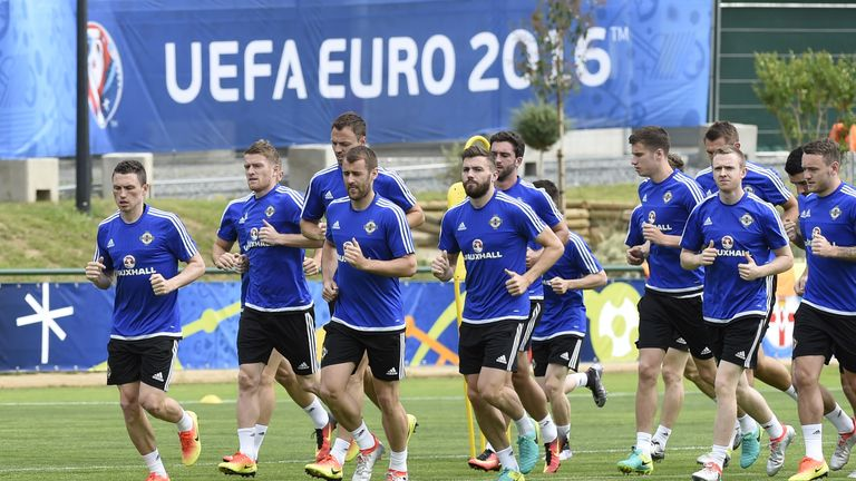 Northern Ireland are meticulously prepared for Euro 2016