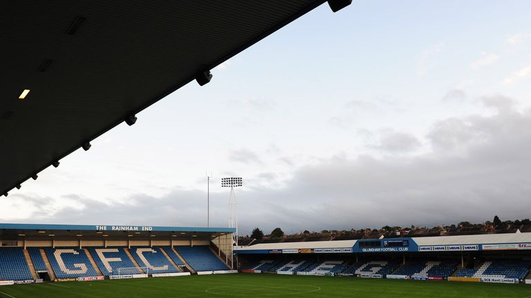 Gills are looking to strengthen their squad before the new League One season