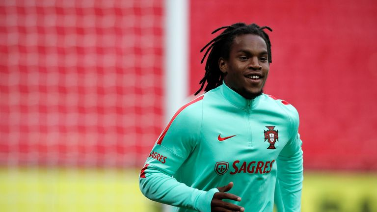 Exciting young midfielder Renato Sanches has shined for Portugal at Euro 2016