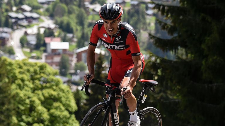 Roche will join Richie Porte at BMC Racing next year