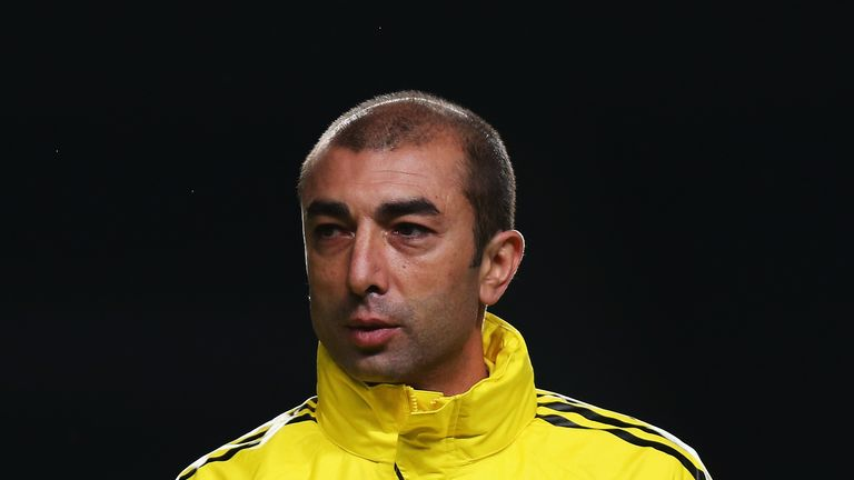 Di Matteo's CV has impressed Villa's new owner