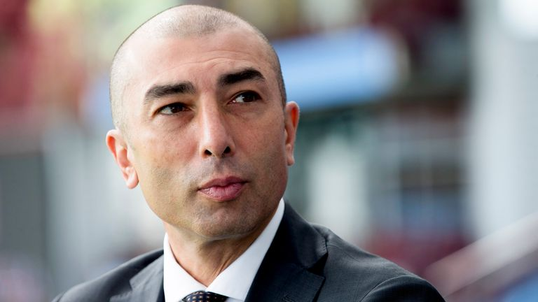 Roberto Di Matteo has a tough job on his hands, according to Ollie
