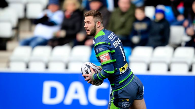 Zak Hardaker is still contracted to Leeds