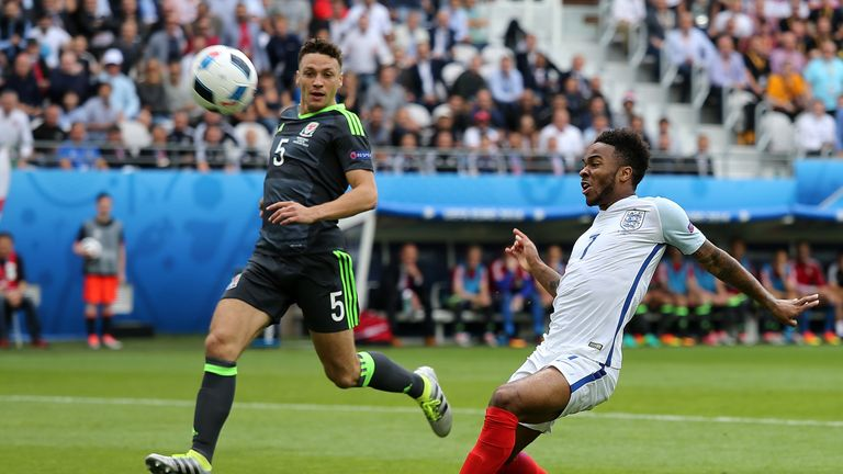 A glaring miss against Wales summed up Sterling's European Championships