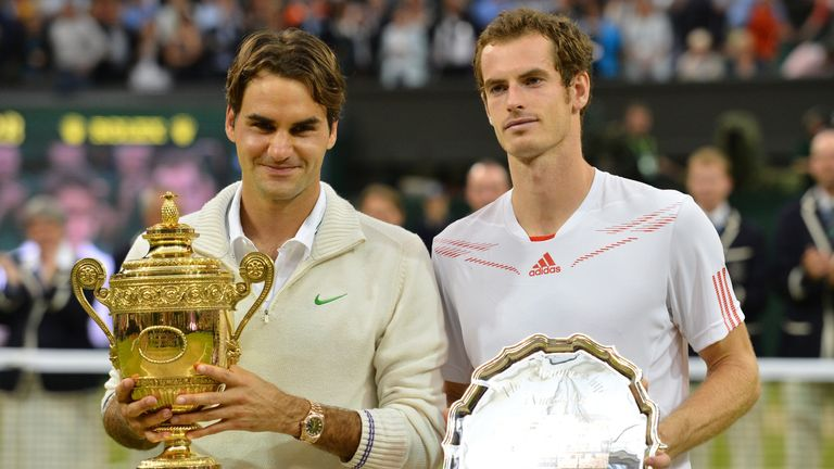 Seven-time Wimbledon champion Roger Federer is a possible semi-final opponent for Willis