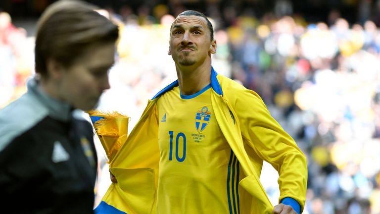 Zlatan Ibrahimovic is set to join Manchester United on a one-year deal