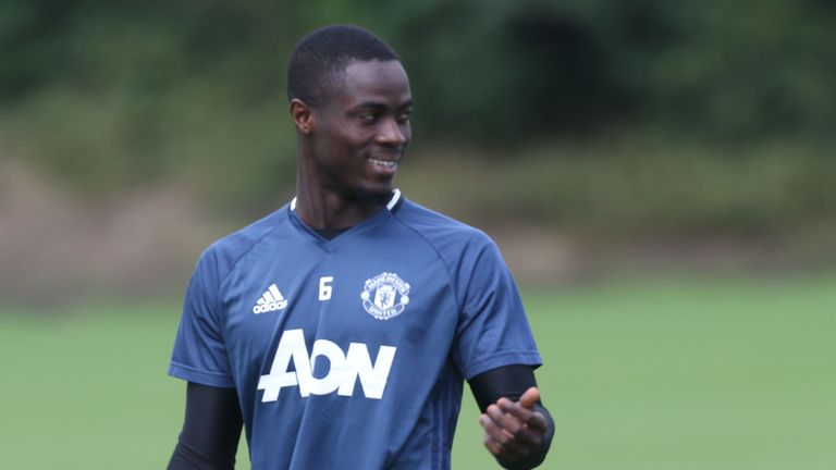 Eric Bailly has already featured for Manchester United during pre-season