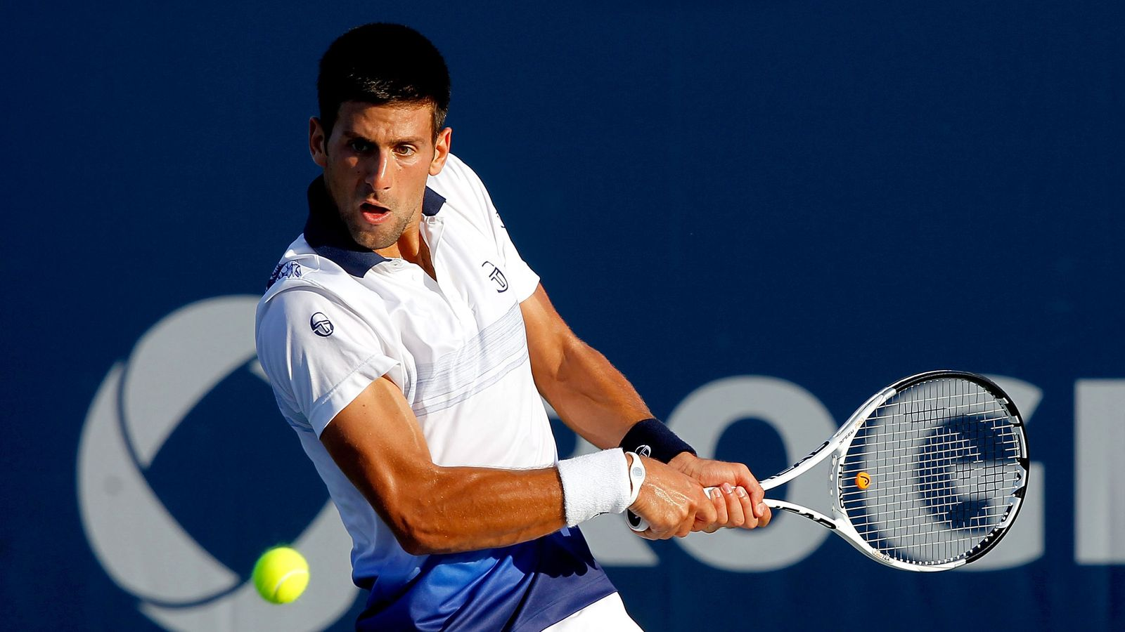 Novak Djokovic cruised past Gael Monfils to reach Rogers ...