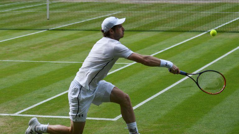 Murray has won three Grand Slams after his latest success
