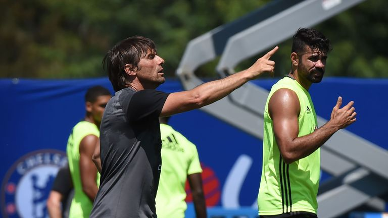 Antonio Conte is tipped to lead Chelsea back to success