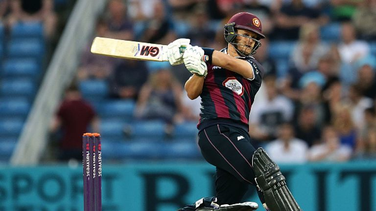 Will Northamptonshire's Ben Duckett earn a first England cap in place of Alex Hales?