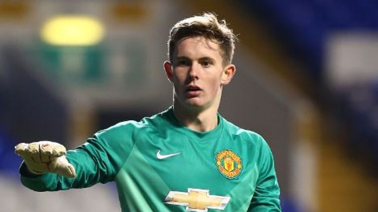 Dean Henderson: Grimsby loan switch completed