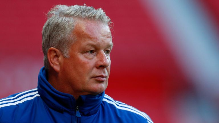 Drummy previously held a position with Chelsea as a youth coach