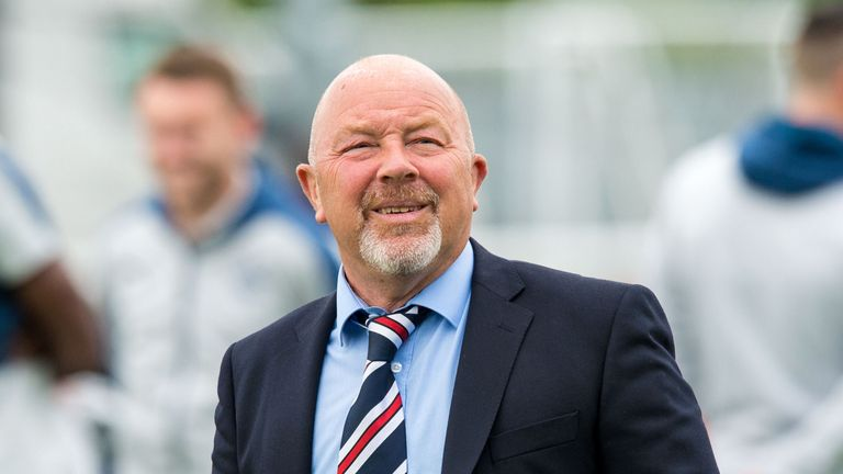 Head of recruitment Frank McParland is the third man the club said had resigned