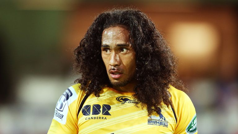 Joe Tomane is leaving the Brumbies for the south of France