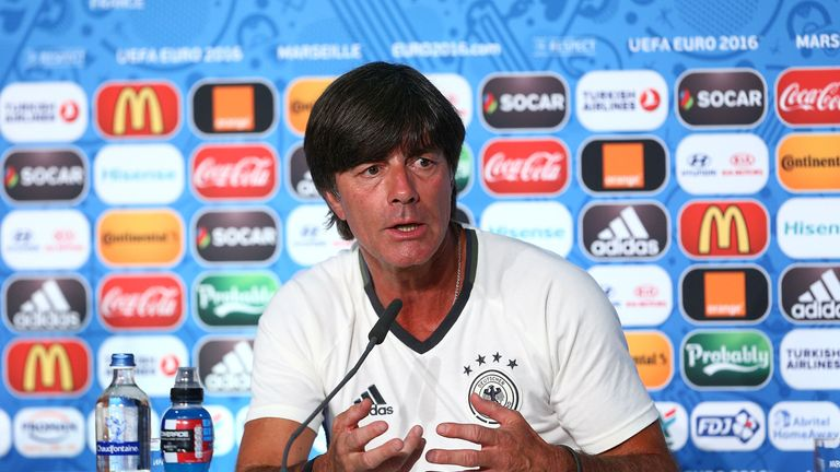 Joachim Low described Bastian Schweinsteiger as a 'very, very important' player for Germany