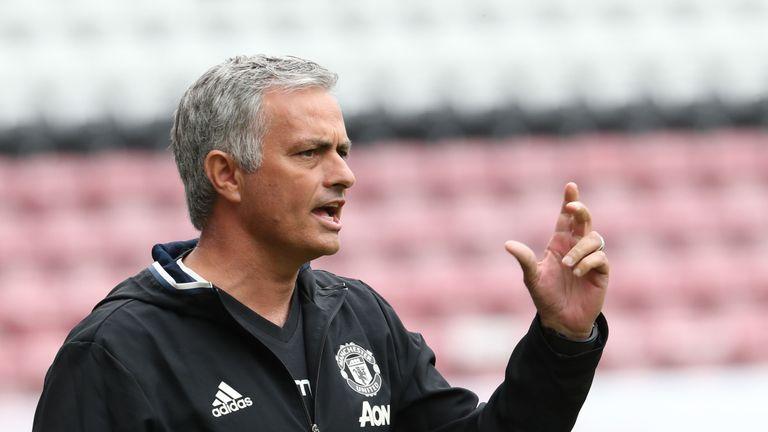 Schweinsteiger is not part of manager Jose Mourinho's plans